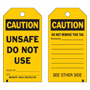 Accident Prevention Tags
