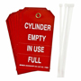Cylinder Status Tags